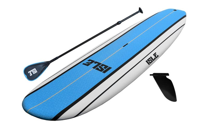 "Isle-10-8""-Soft-Top-Foam-SUP-Review"