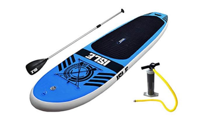 Isle Airtech 10  Inflatable SUP Review - Globo Surf - Globo Surf 993048aa8