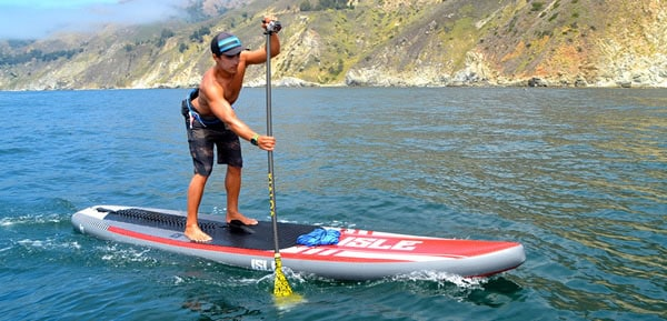 Isle-Touring-Airtech-Inflatable-SUP-Paddle-Board-Overall-Features