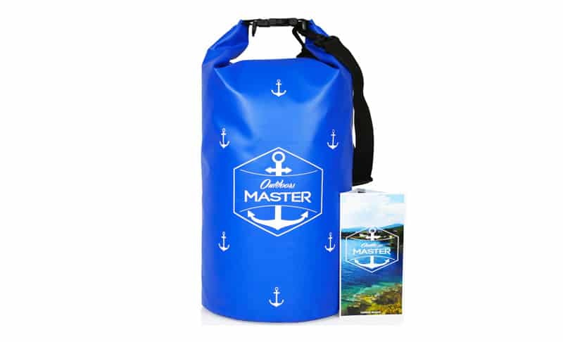 Dry Bag - 20L Floating Waterproof Bag by Outdoors MASTER