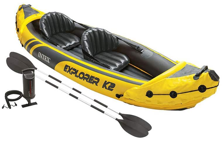 Intex-Explorer-K2-Kayak-2-Person-Inflatable-Kayak-Set