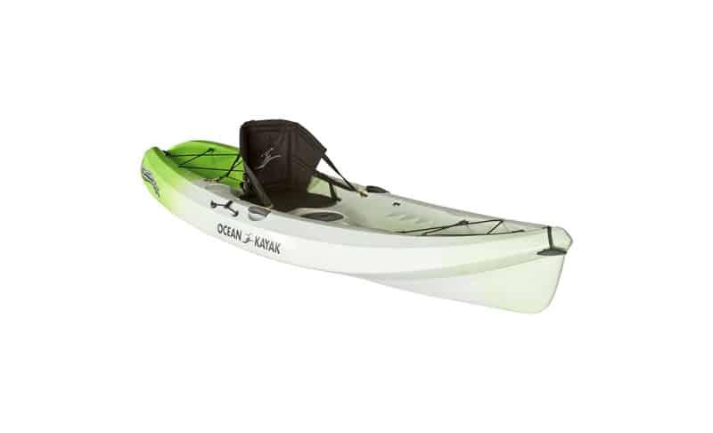Ocean Kayak Scrambler 11 Sit-On-Top Recreational Kayak, Envy