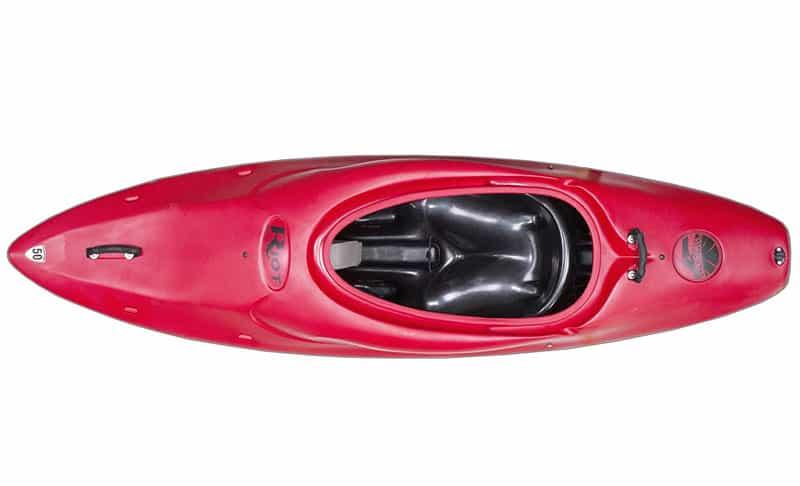 Riot Kayaks Boogie 50 Whitewater Surf Kayak