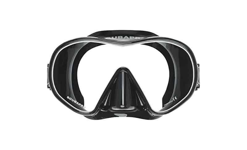 ScubaPro Solo Scuba Snorkeling Dive Mask