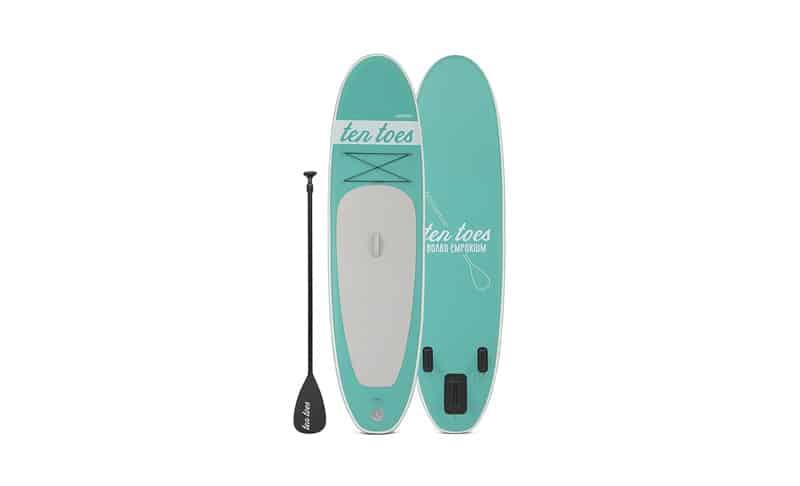 Ten Toes WEEKENDER 10-Feet Inflatable Standup Paddleboard SUP