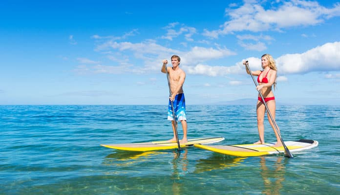 5 Best Stand Up Paddle Boards In 2018 Reviews Globo Surf