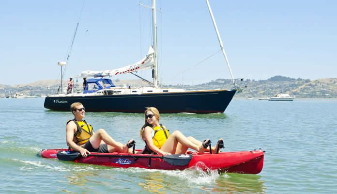 The-Best-Pedal-Powered-Kayaks