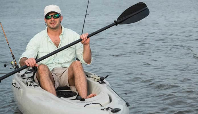 5 river fly fishing kayaks in 2018 reviews globo surf for Fly fishing kayak