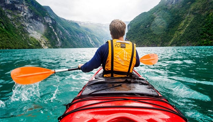 How To Choose The Best Beginner Kayak