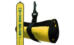 Blue-Reef-Diver-Below-Deluxe-4'-(1.22m)-Surface-Marker-Buoy
