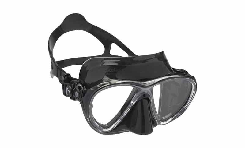 Cressi BIG EYES EVOLUTION, Adult Scuba Diving Snorkeling Freediving Mask