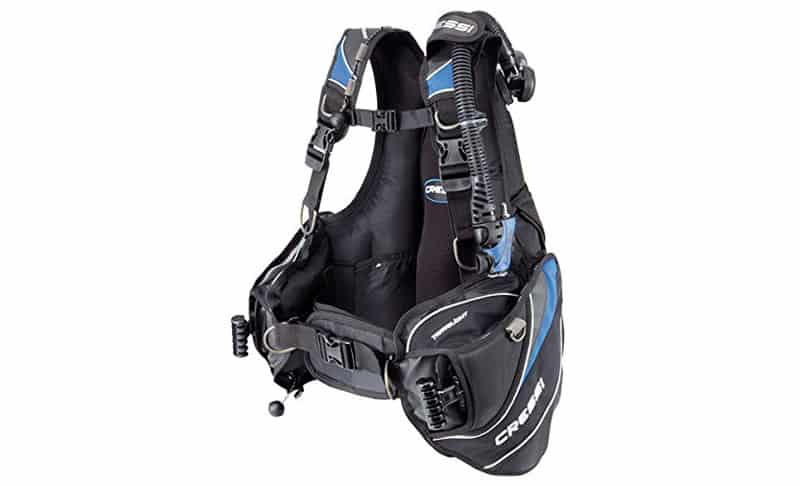 Cressi-Travelight-BCD