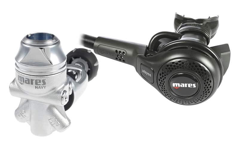 Mares-Abyss-22-Navy-II-Regulator