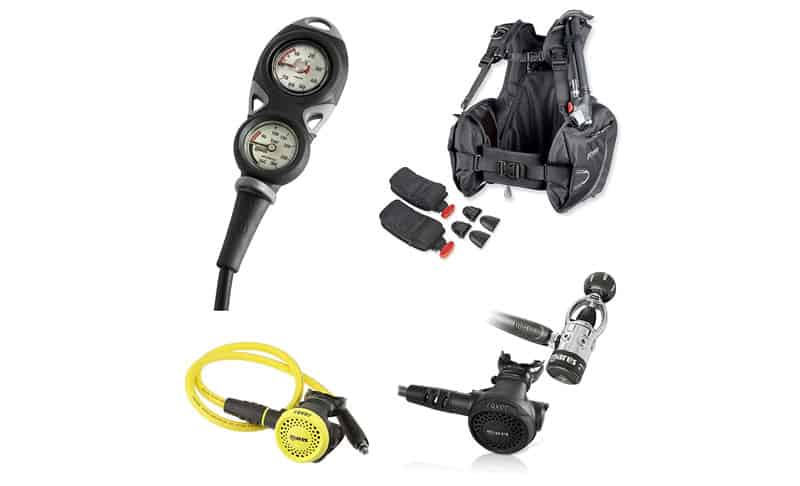Mares-Prime-Scuba-Gear-Package