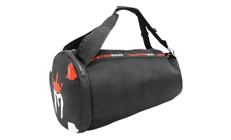 Meister-Mesh-Duffel-Backpack-Dive-Bag-w-Dry-Pocket