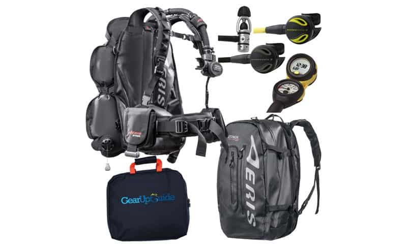 Oceanic-Travel-Scuba-Package-One-Size-Fits-All-JetPack-BCD-Dive-Computer-Reg-Set-Bundle-5-6