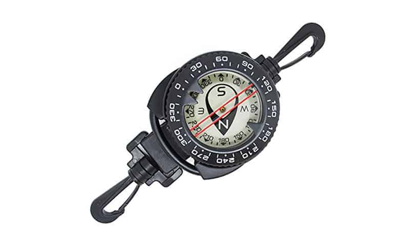 Scuba-Choice-Diving-Dive-Compass-with-Retractor