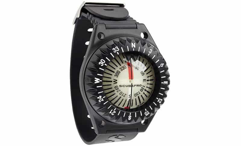 ScubaPro-FS-2-Wrist-Mount-Compass