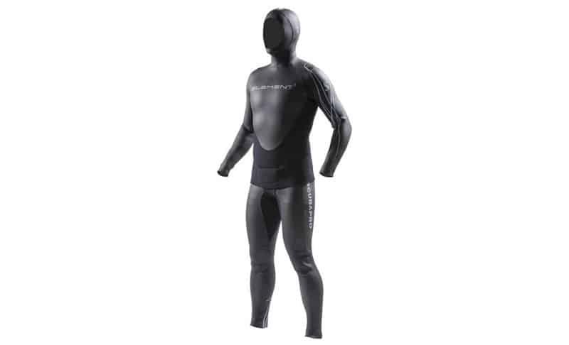 ScubaPro-Mens-Element-2PC-Apnea-3mm-Wetsuit