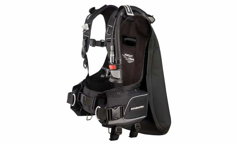 Scubapro-Knighthawk-BC-w-Air-II-for-Scuba-Divers