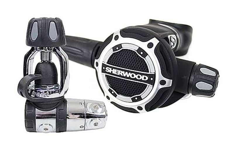 Sherwood-SR2-SRB2000-Scuba-Diving-Dive-Regulator