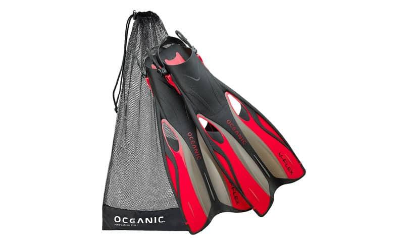 Oceanic-V-Flex-Snorkeling-Fins