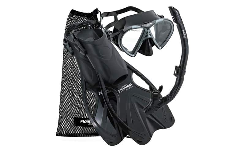 Phantom-Aquatics-Adult-Speed-Sport-Mask-Fin-Snorkel-Set