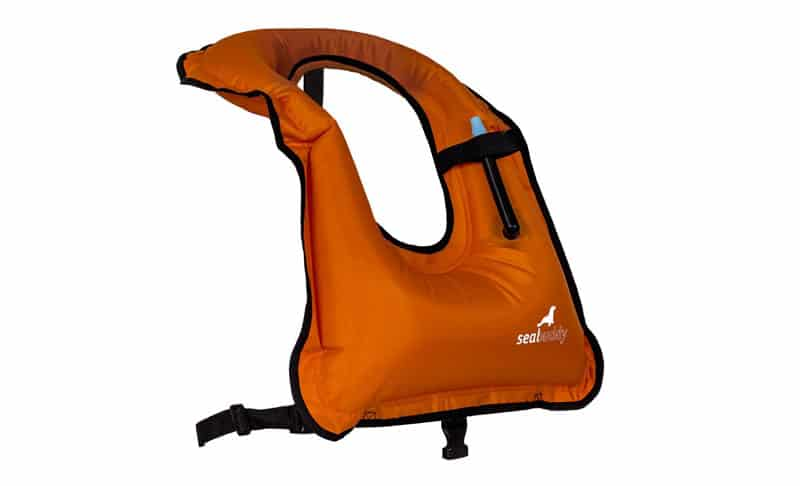 SealBuddy-Inflatable-Snorkel-Vest