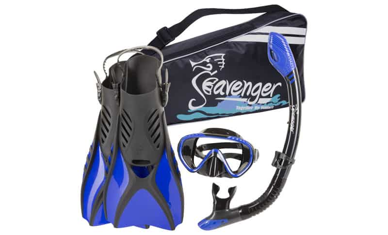 Seavenger-Advanced-Snorkeling-Combo