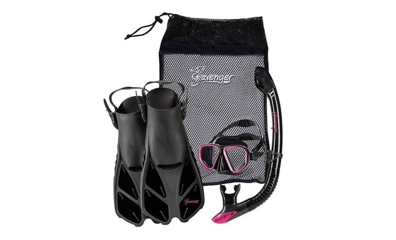 Seavenger-Diving-Snorkel-Set