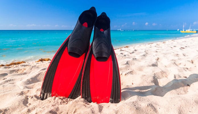 The Best Snorkeling Fins
