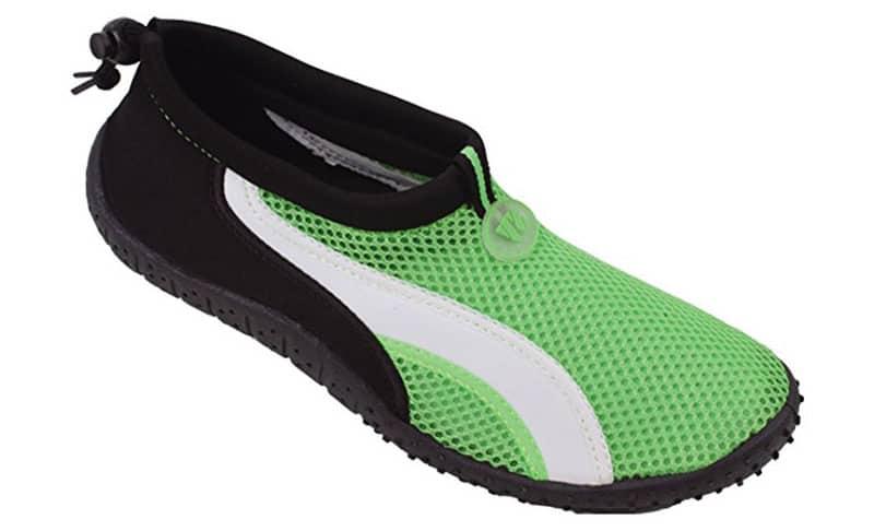 Mens-Slip-On-Water-Pool-Aqua-Sock