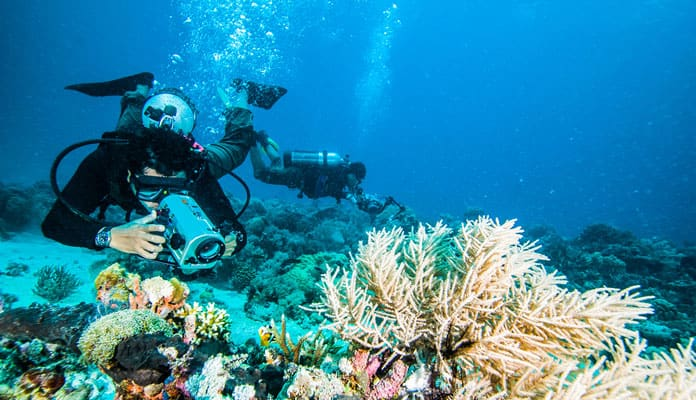The-Best-Diving-Camera