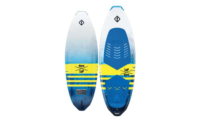 Connelly-2016-Ride-Blank-Wakesurf-Board