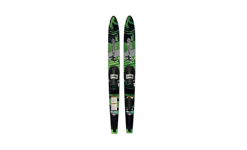 Hydroslide-Adult-Victory-Water-Skis-Combo-Pair