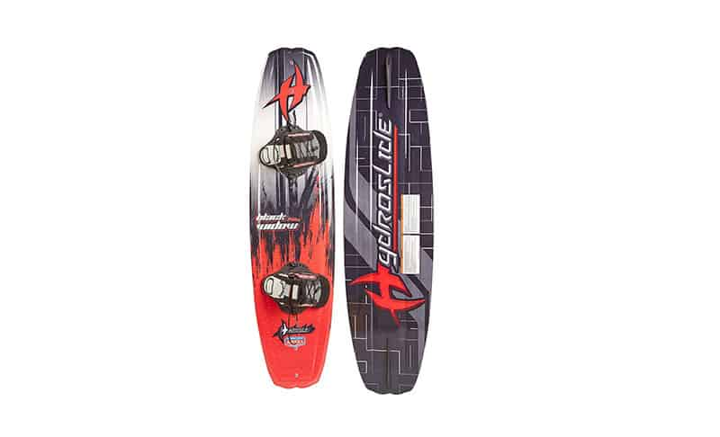 Hydroslide-Black-Widow-Wakeboard