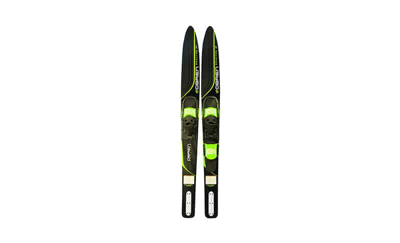 O'Brien-Reactor-Combo-Water-Skis-with-700-Bindings
