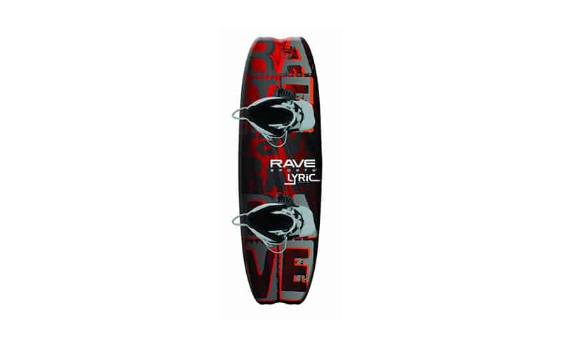 Rave-Lyric-Wakeboard-with-Advantage-Bindings