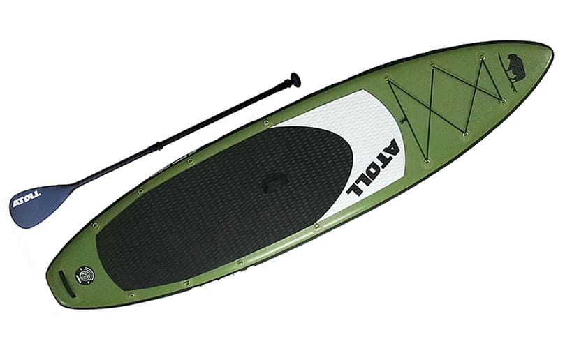 5 Best Stand Up Paddle Boards For Fishing In 2018 Review