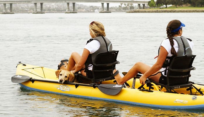 How-fast-can-a-pedal-kayak-go