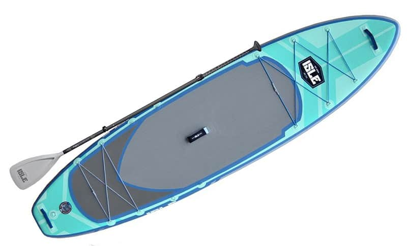 5 best stand up paddle boards for fishing in 2018 review for Inflatable fishing paddle board
