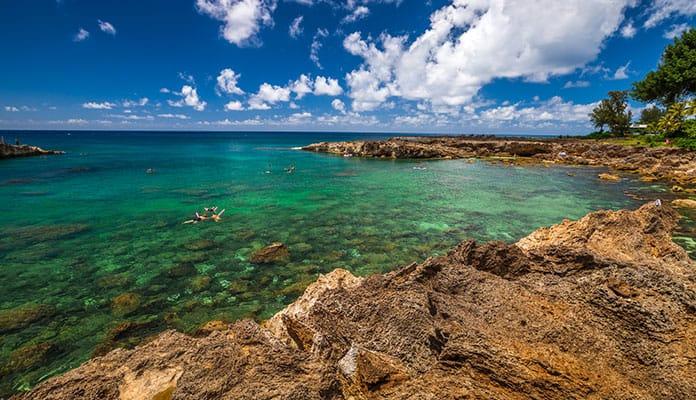 8 best snorkeling spots in oahu globo surf for Fishing spots oahu