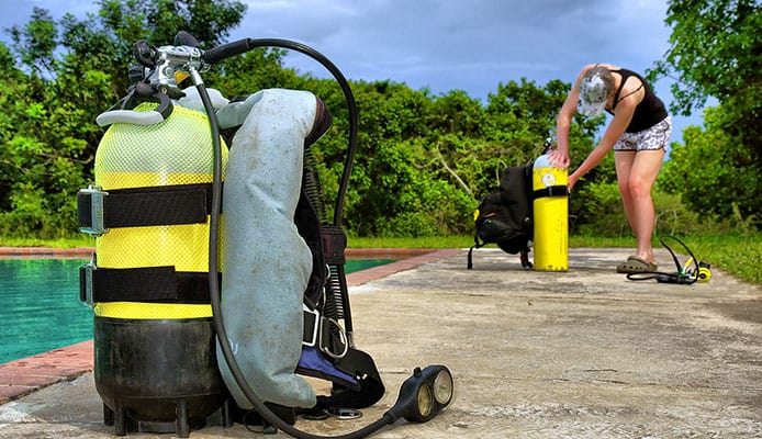 10 Best Scuba Tanks Reviewed in 2019 [Buying Guide] - Globo Surf