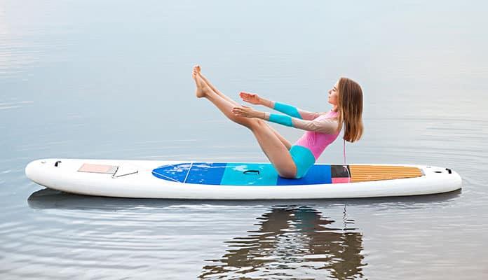 Boat-Pose