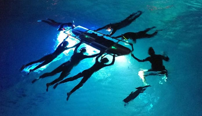 How-to-Snorkel-At-Night