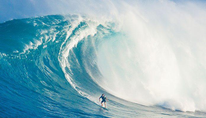 The Largest Waves Ever Surfed Globo Surf