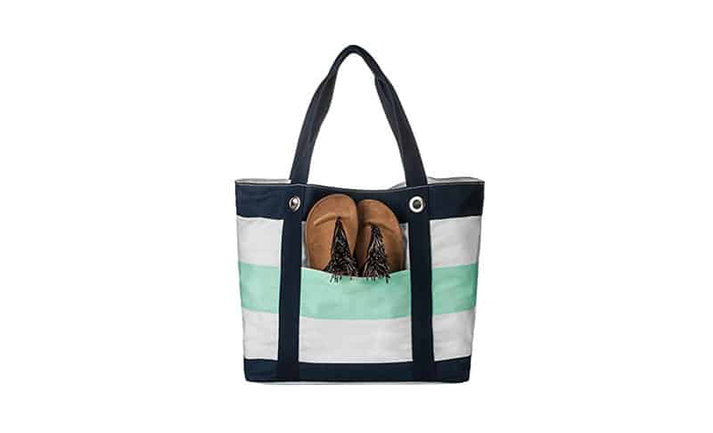 Striped-Reusable-Canvas-Tote-Bag-by-Lacle