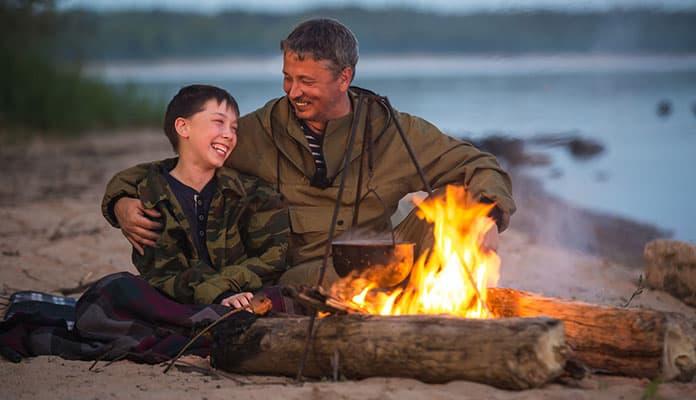 beach-campfire