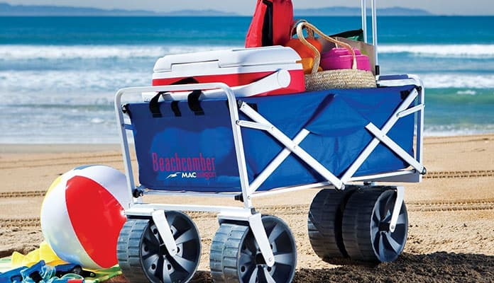 10 Best Beach Carts & Wagons in 2019 [Buying Guide] - Globo Surf