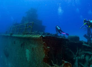 Best-Shipwreck-Diving